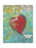 Trust Heart Posters by Cassandra Cushman