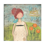 You are My Sunshine Giclee Print by Cassandra Cushman