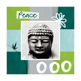 Peace Giclee Print by Linda Woods