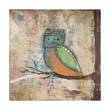 Owl You Need Giclee Print by Cassandra Cushman