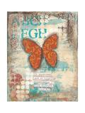 Find Strength Giclee Print by Cassandra Cushman