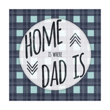 Home Is Where Dad Is II Giclee Print by Ashley Hutchins