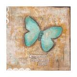 Butterfly II Giclee Print by Cassandra Cushman
