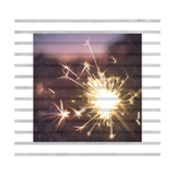Sparkler Giclee Print by Ashley Hutchins
