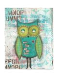 Cassandra Cushman - Owl Your Heart Umělecké plakáty