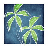 Palm Trees Giclee Print by Linda Woods