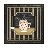 Kitchen Cuisine Coffee III Prints by Jennifer Pugh