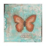 Butterfly III Giclee Print by Cassandra Cushman