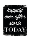 Happily Ever After Prints by Caitie Harris