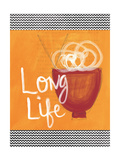 Long Life Giclee Print by Linda Woods