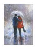 Rain Romance Prints by Vickie Wade