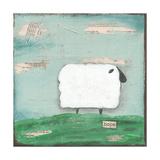 Hope Sheep Poster par Cassandra Cushman