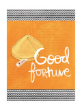 Good Fortune Giclee Print by Linda Woods