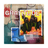 Gratitude Prints by Linda Woods