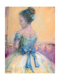 Belle of the Ball Giclee Print by JC Pino