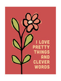 Pretty Things Lámina giclée por Stephanie Marrott