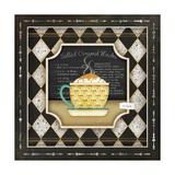 Kitchen Cuisine Coffe I Art by Jennifer Pugh