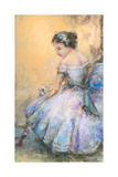 Ballet III Giclee Print by JC Pino