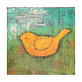 Make Music Giclee Print by Cassandra Cushman