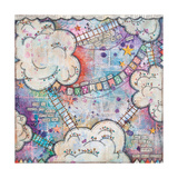 In the Clouds Prints by Denise Braun