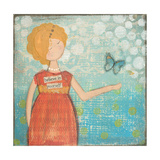 Believe in Yourself II Giclee Print by Cassandra Cushman