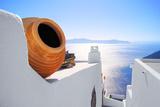 Santorini Views, Greece Posters by Jeni Foto