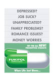 Fukitol Poster von Noble Works