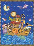 The Ark Poster af Viv Eisner