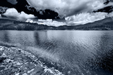 Monochrome Toned Landscape Photographic Print by  Xilius