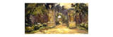 Garden Gate Photographic Print by Allayn Stevens