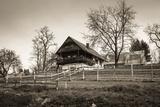 Farm Fotoprint van  DannyWilde