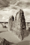 The Pinnacles Photographic Print by  ZambeziShark