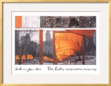 The Gates IX Poster by  Christo