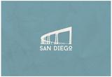 San Diego Minimalism Posters