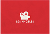 Los Angeles Minimalism Prints