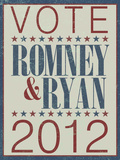Vote Romney and Ryan 2012 Photo