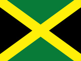 Jamaica National Flag Poster Print Prints