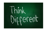 Think Different Posters by  airdone
