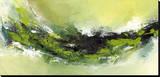 Green Island Leinwand