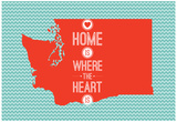 Home Is Where The Heart Is - Washington Photo
