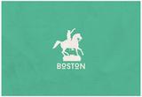 Boston Minimalism Poster