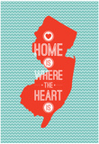 Home Is Where The Heart Is - New York Prints