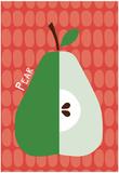 Pear Print Print