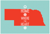 Home Is Where The Heart Is - Nebraska Photo