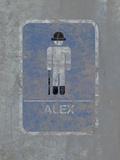 Mens Bathroom - Alex Kunst