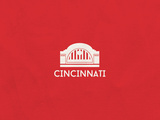 Cincinnati, Minimalism Poster