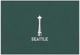Seattle Minimalism Prints