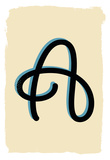 A Letterform Posters
