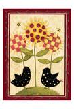 Chicks Prints by Ashley Davis