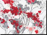 Bubbletree Reproducción en lienzo de la lámina